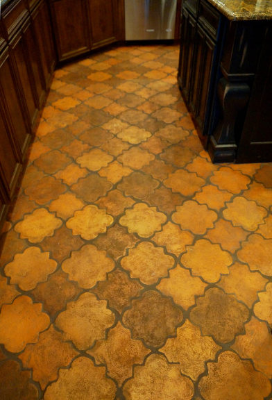 Chateau Tuscan Terracotta Terra Cotta Tiles AncientFloors.com