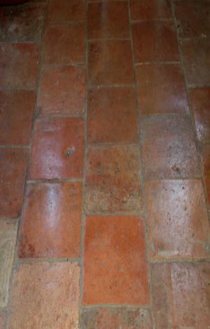 Ancientfloors Terra Cotta Tiles