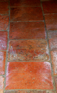 Terra Cotta Tiles Flooring AncientFloors.com